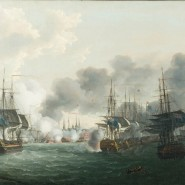 John-Thomas-Serres-xx-The-Battle-of-Copenhagen-2-April-1801